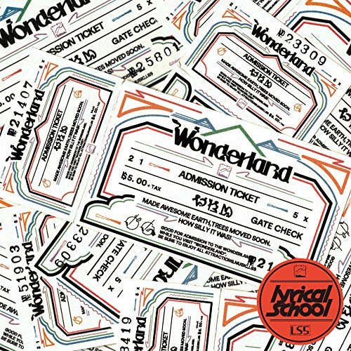 【Amazon.co.jp限定】Wonderland [CD] (Amazon.co.jp限定特典 : メガジャケ 付)