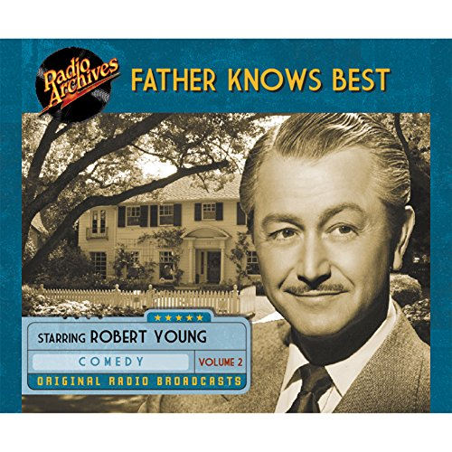 Father Knows Best, Volume 2 audiobook cover art
