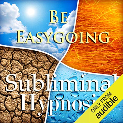 Be Easygoing with Subliminal Affirmations cover art