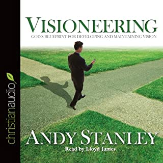Visioneering audiobook cover art
