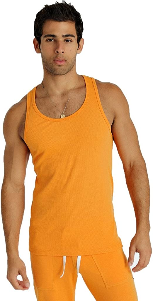 4-rth Ranking TOP7 Men's Large discharge sale Sustain Tank Top