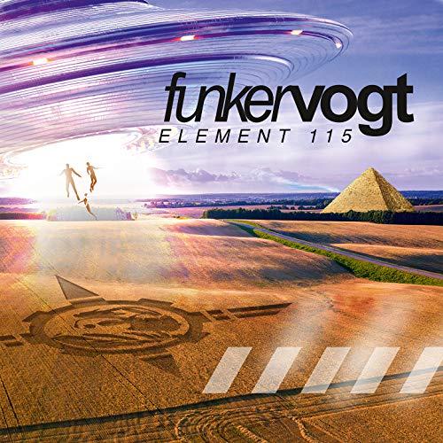 Element 115 (Bonus Track Version) [Explicit]