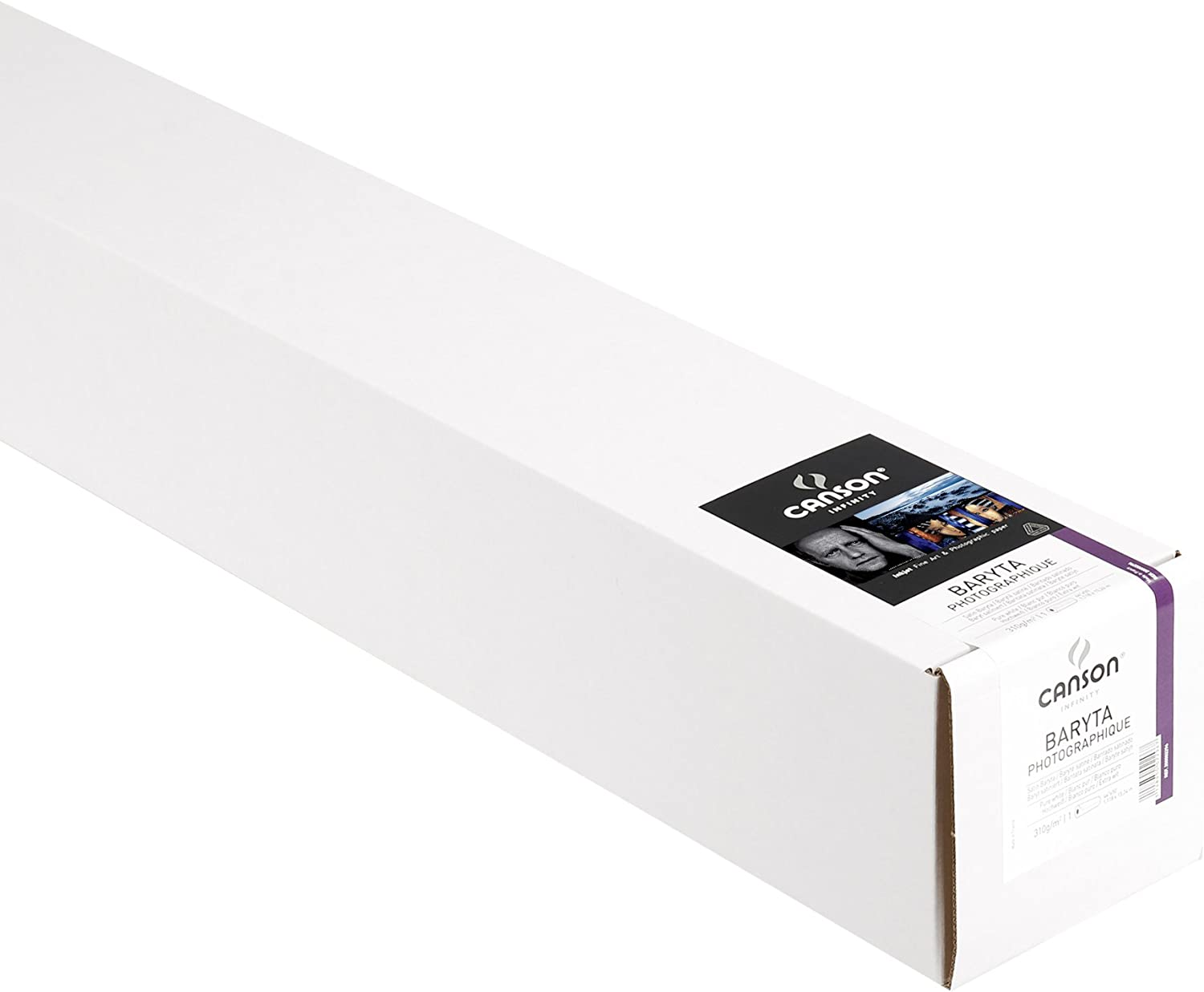Canson 200002296 Infinity Infinity Infinity Baryta Photographique Papier, 310 g m², 44 Zoll, 1.118 x 15.24 m, weiß B00372HUHY    | Schön In Der Farbe  f373cc