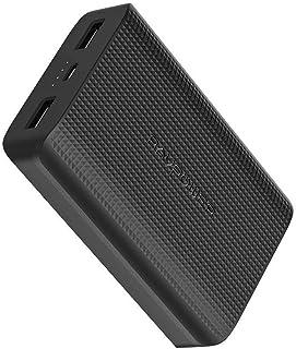 RAVPower Basis Series Portable Power Bank 10050mAh with iSmart QC - Black