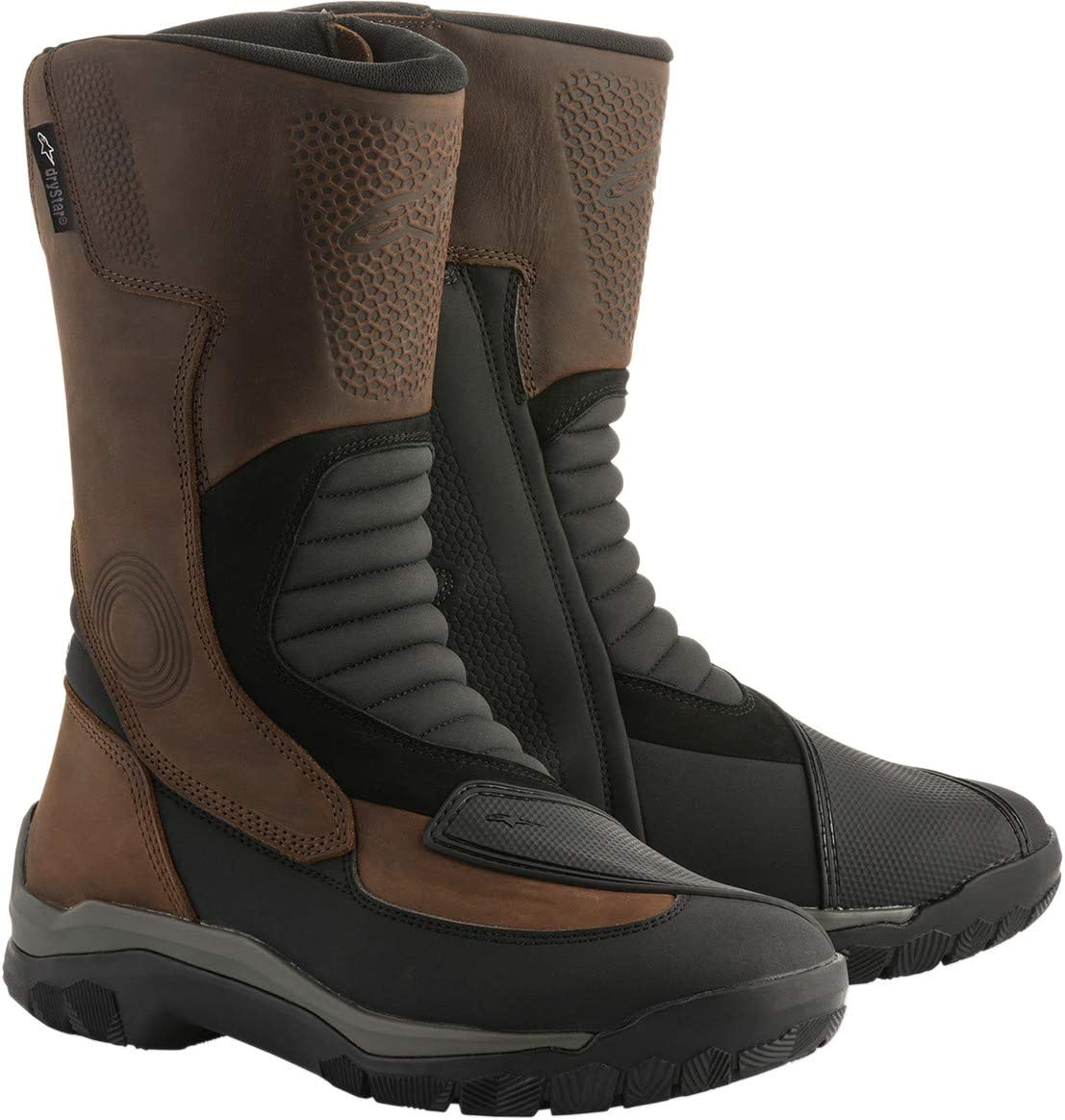 Alpinestars San Jose Mall Men's 2443418-82-9 Boots Size 9 Brown Challenge the lowest price of Japan ☆