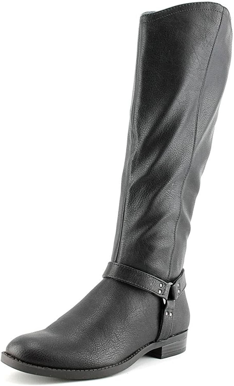 Style & Co.. Womens ALIX Closed Toe Mid-Calf Fashion Boots, Black, Size 8.0