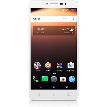 Alcatel A3 XL - Smartphone Pantalla de 6 (4G, cámara de 13MP y frontal de 8MP, 2GB RAM, 16GB ROM, Android), Blanco: Alcatel: Amazon.es: Electrónica