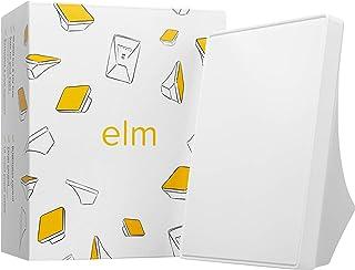 elm light: Light Therapy Lamp - 10,000 Lux LED Output, No-UV - Adjustable Brightness, Custom Angle & Auto Countdown Timer ...