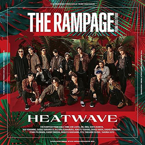 【Amazon.co.jp限定】HEATWAVE (CD)(ビジュアルシート付き)