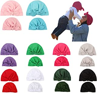 Lurryly❤Family Matching Hats Winter Warm Hat Mom&Newborn Baby Cap Sets for The Family