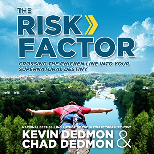 The Risk Factor audiobook cover art