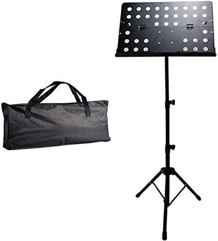 DYB Music Stand Foldable Super sale Adjustabl Max 52% OFF Portable Holder