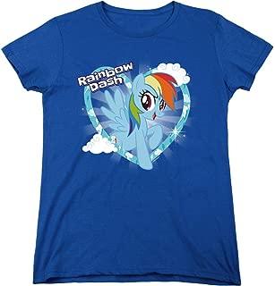My Little Pony Rainbow Dash Women's T Shirt