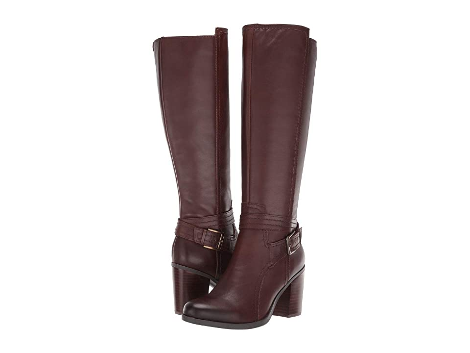 Naturalizer Kelsey (Chocolate Leather) Women