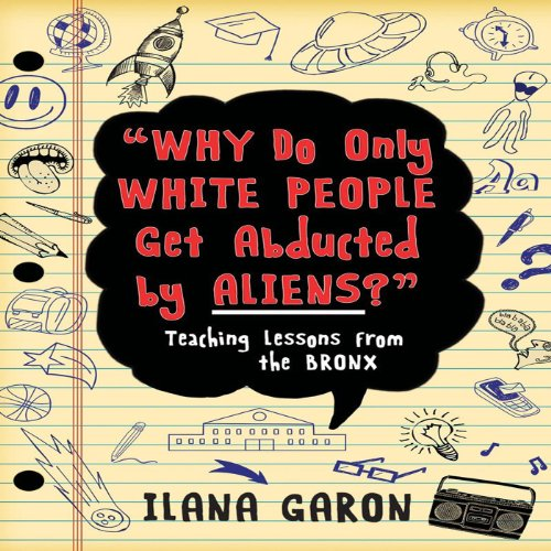 Why Do Only White People Get Abducted by Aliens? cover art