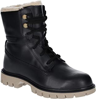 Caterpillar Womens/Ladies Basis Fur Lace Up Leather Boot