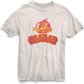 The Beatles - Vintage Yellow Submarine - Adult T-Shirt