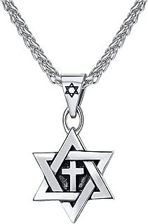 Best jewish women's jewelry Reviews