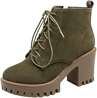 00ecf165 Amazon.es: botas tacon alto - 34 / Zapatos para mujer / Zapatos ...