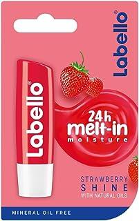 Labello fruity Strawberry shine Lip balm spf 10