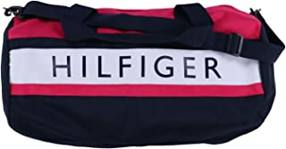 Tommy Hilfiger Colorblock Duffle Bag (Pink)