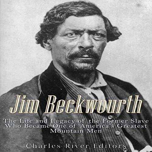 Jim Beckwourth audiobook cover art