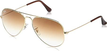 Best ray ban aviators gold frame brown gradient lens Reviews