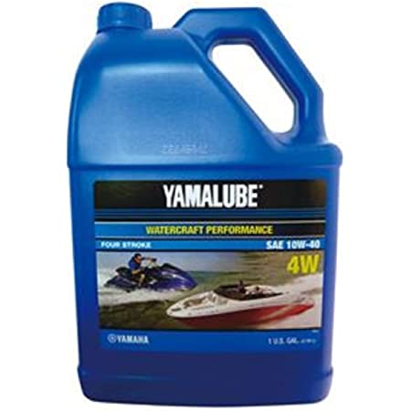 YAMAHA LUB10W40WV04 Watercraft Wave Runner Oil