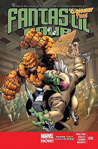 Fantastic Four (2012-2014) #10 (English Edition)
