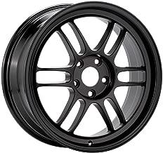 17x9 Enkei Rpf1 (Black) Wheels/rims 5x100 (3797908045bk)