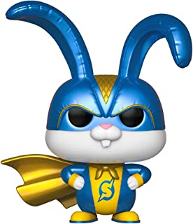 Funko Pop! Movies: Secret Life of Pets 2 - Snowball in Superhero Suit