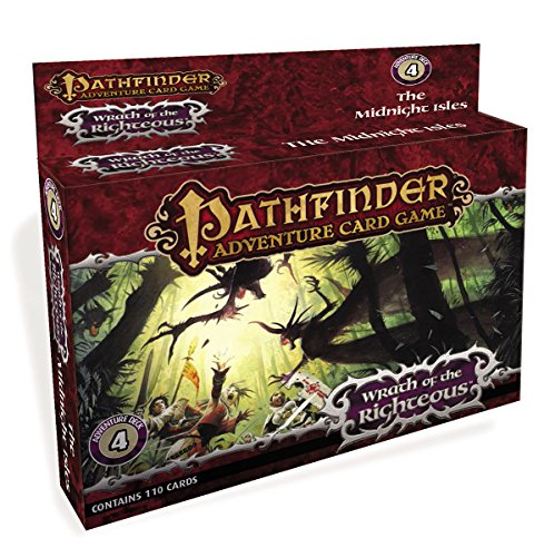 Pathfinder Adventure Card Game: Wrath of the Righteous Adventure Deck 4 - The Midnight Isles