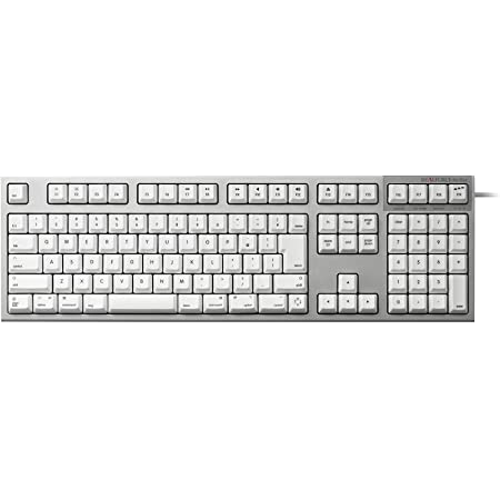 東プレ REALFORCE SA for Mac キーボード ホワイト R2SA-JP3M-WH
