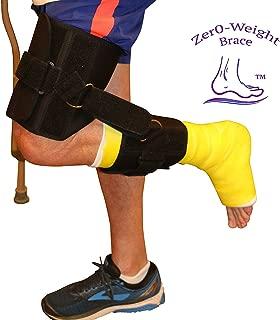 Zero-Weight Brace/ Non-Weight Bearing Brace/ Achilles Brace/ Leg Brace/ Post Surgery Brace/ Sprained Ankle Brace/ No Weight Brace