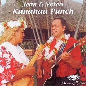 Kanahau Punch: Local Tahitian Dance Music