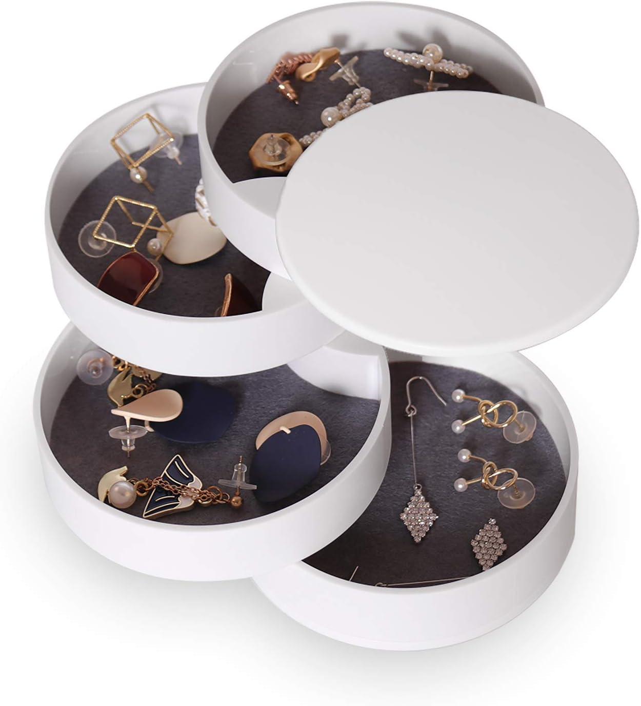 Small Jewelry Lid Box