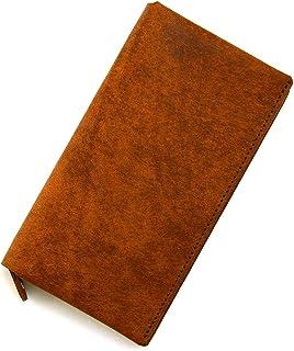 アジリティアッファ(AGILITY affa)『リキッド』長財布 小さめ 小さい コンパクト 本革 レザー 二つ折り長財布 シンプル 薄型 極小