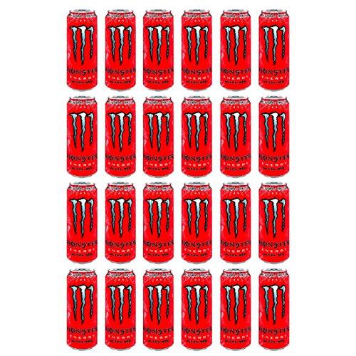 Monster Ultra Red 50cl (pack de 24)