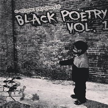 Black Poetry, Vol. 1