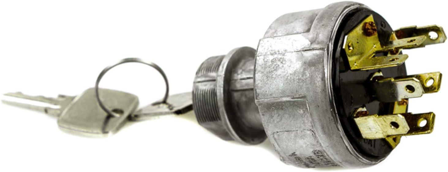 Notonmek AR58126 宅配便送料無料 Ignition SALE開催中 Starter Key 2140 John Deere for Switch