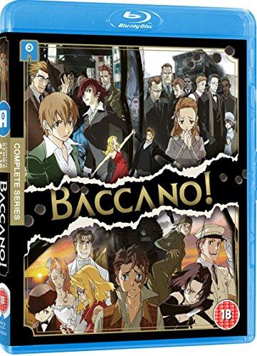 Baccano [Standard Edition] [Blu-ray]