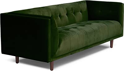 Amazon.com: Meridian Muebles 612-l Isabelle Canal Tufted ...