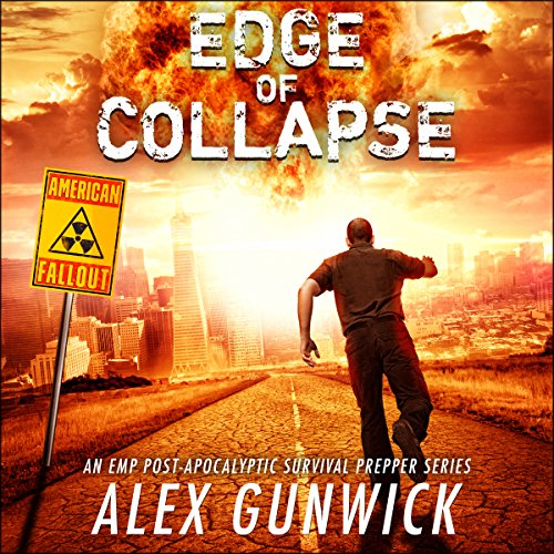 Edge of Collapse audiobook cover art