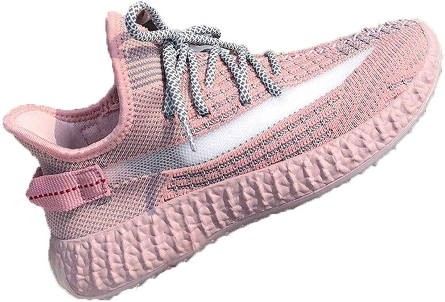 Pophight Women's Casual Breathable Athletic Running Sport shoes Walking Fashion Sneaker shoes