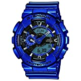 Montre Casio G-Shock Bleu Métalic Homme GA-110NM-2AER GA-110NM-2AER