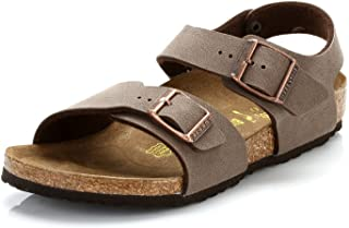 Birkenstock Kids Mocha New York Birko-Flor Sandals
