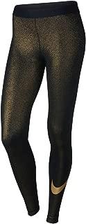 Womens Pro Cool Dri-Fit Sparkle Swoosh Tight Pants