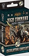 Privateer Press Warmachine - High Command - Faith & Fortune - Escalating Conflict Expansion