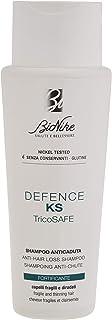 Bionike Defence KS Tricosafe Shampoo Anticaduta per Capelli Fragili e Diradati, Deterge con Delicatezza e Rinforza il Cape...