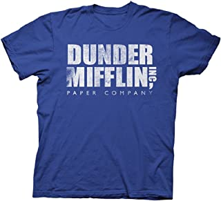 Ripple Junction Office Dunder Mifflin Vintage Adult T-Shirt
